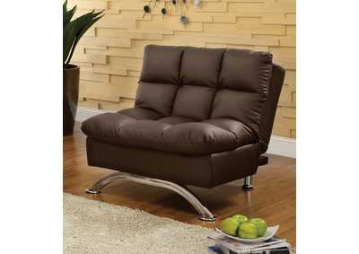 Aristo Dark Brown Chair