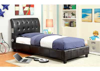 Hendrik Black Full Bed