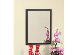 Red Cocoa Mirror