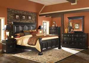 Brookfield Queen Bed