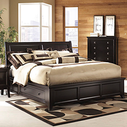 Click here for Platform Bed