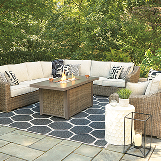Click here for Outdoor Seating