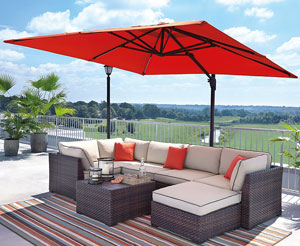 Meridian Furniture Outdoor