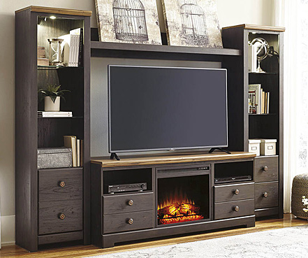 Meridian Furniture Entertainment
