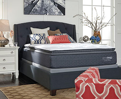 In-store catalog Mattresses