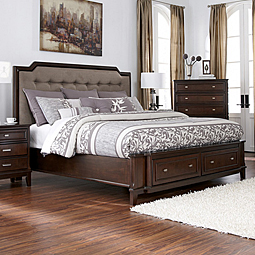 Click here for Upholstered Bed