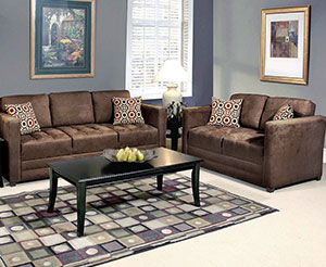 Hughes Furniture Living Room