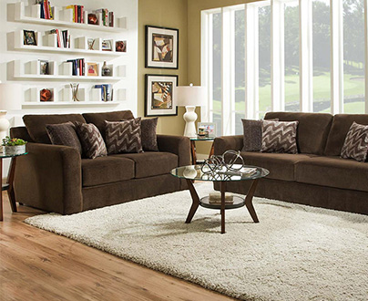 Atlantic Bedding U0026 Furniture Living Room