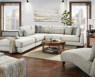 Fusion Furniture Inc Living Room