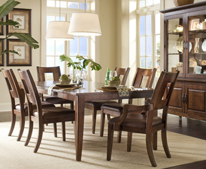 Klaussner Home Furnishings Dining Room