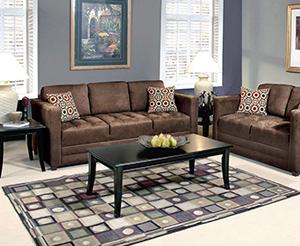 ABF Serta Hughes Living Room