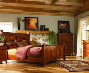 Klaussner Home Furnishings  Bedrooms