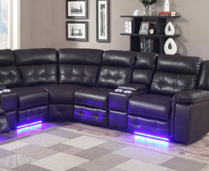 Galaxy Home Furniture Living Room