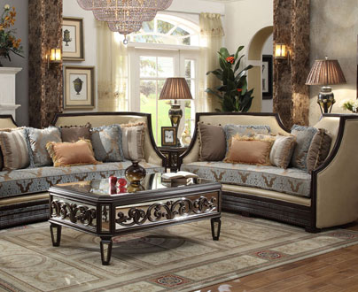 Homey Design Living Room